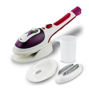 Red Professional Handheld Garment Steamers