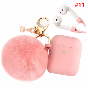 Airpods Case,purefeel Airpod Case Cover for Apple Airpods 2&1 Charging Case