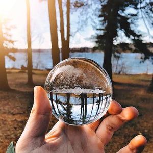 New Year Sales-3D Solar System Crystal Ball