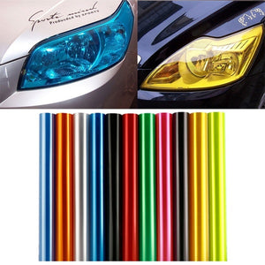 Purefeel Headlight Taillight Tint Film