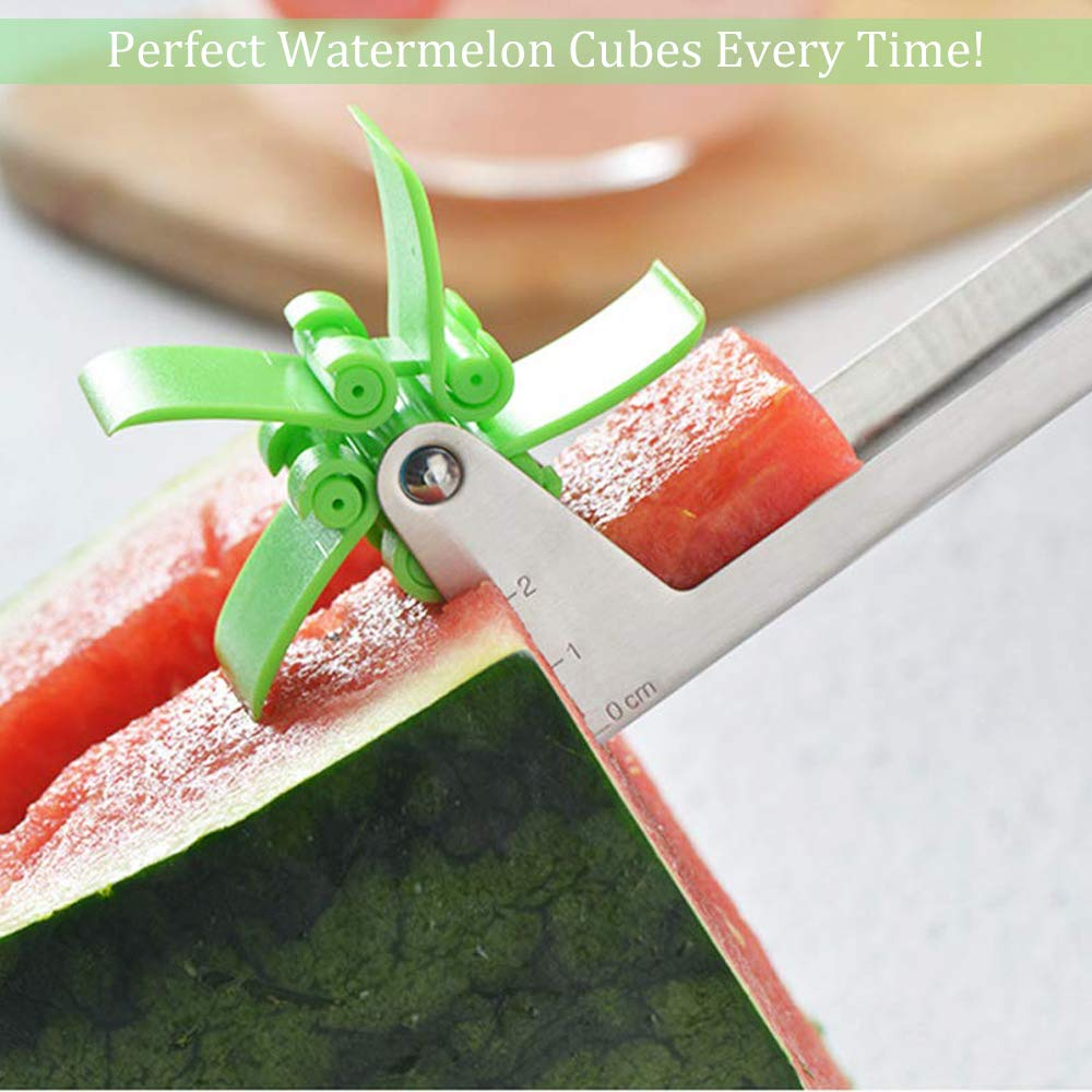 watermelon cubes slicer