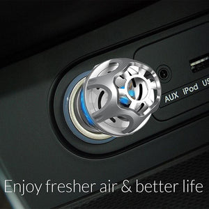 Car Air Purifier,Portable Car Air Freshener
