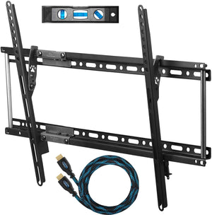 Full Motion Articulating TV Wall Mount for 14-inch to 70-inch LED, LCD, Flat Screen TVs