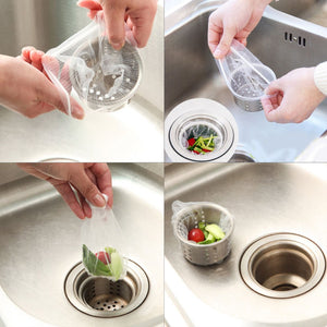 Sink Strainer Bag