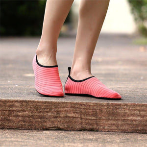 Womens and Mens Water Shoes Barefoot Quick-Dry Aqua Socks