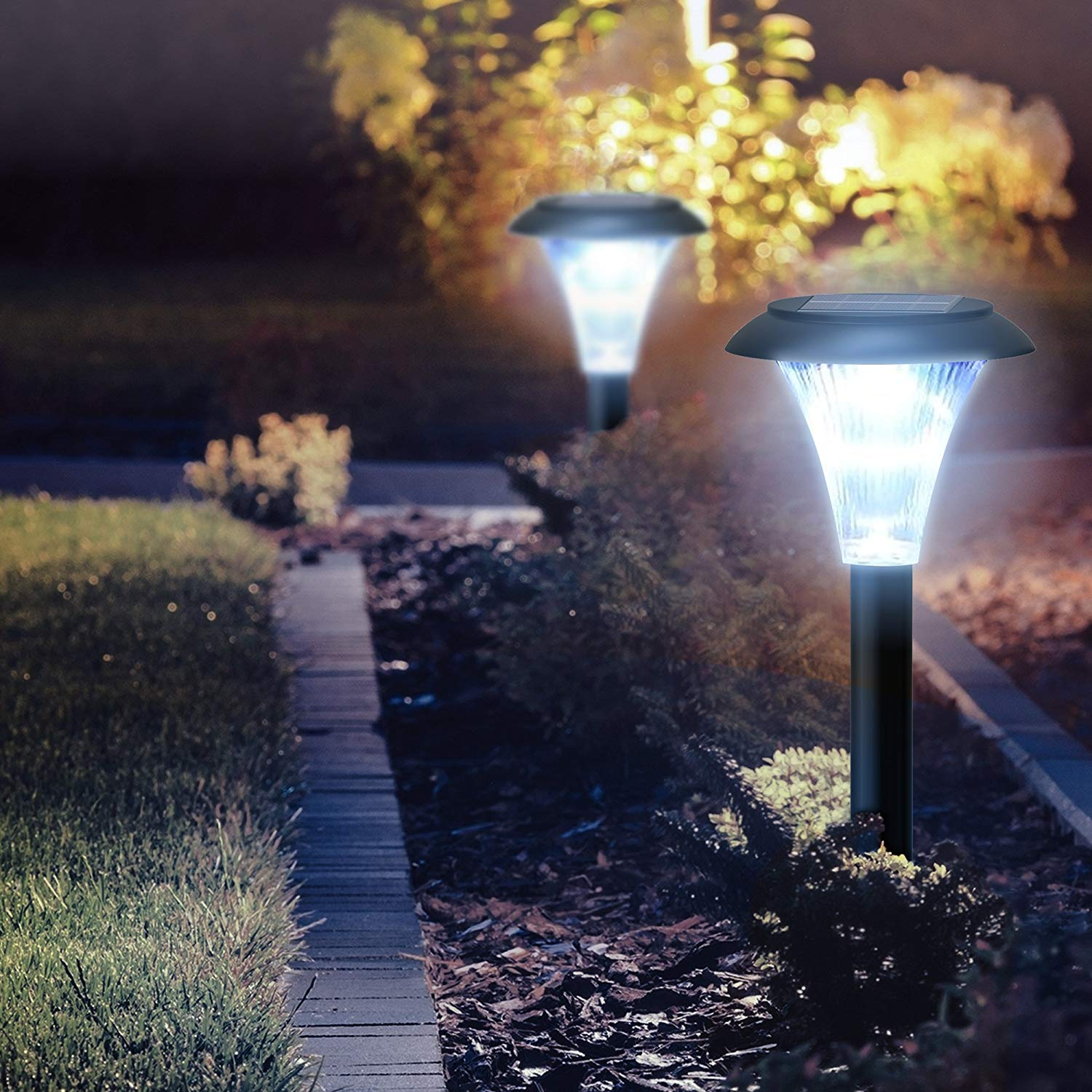 Solar Pathway Lights Outdoor
