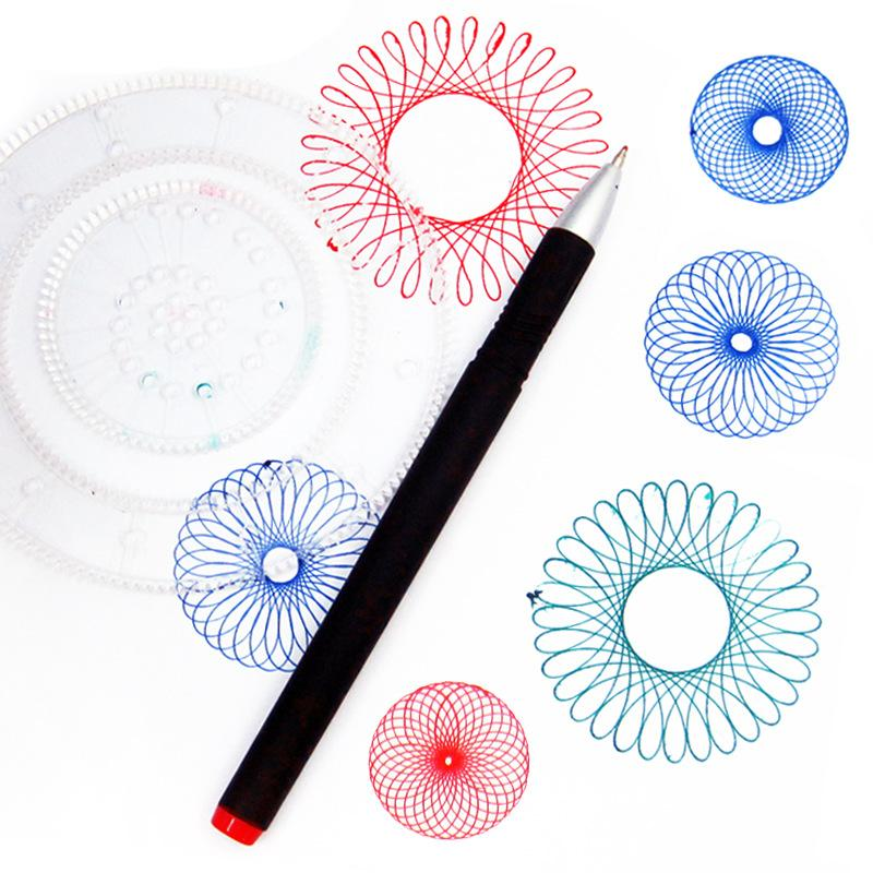Spirograph Drawing Toys Set