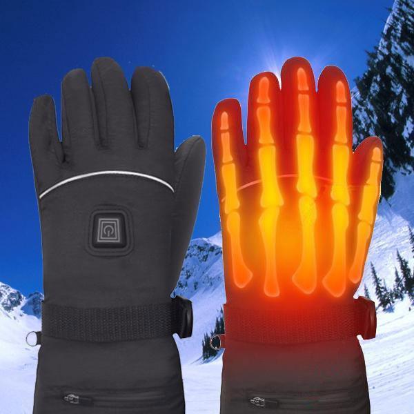 (60% OFF + FREE SHIPPING)ELECTRIC HEATED GLOVES