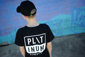 Platinum Long and Lean Tee