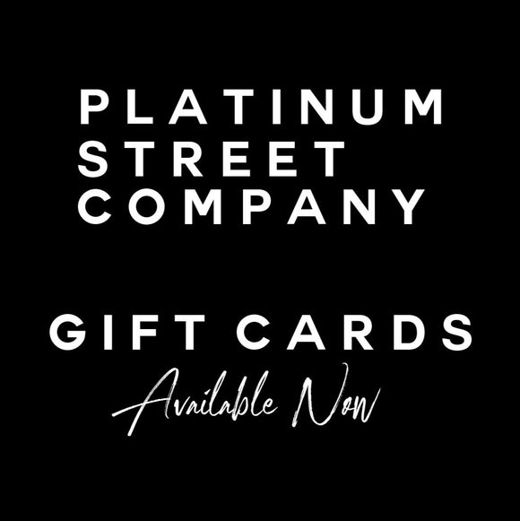 Platinum Gift Card!