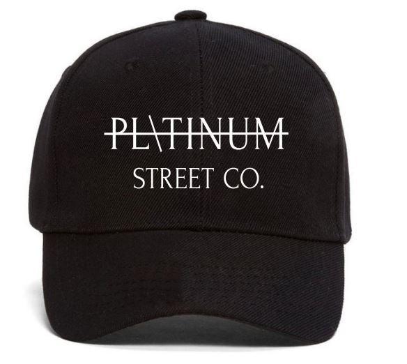 Platinum Logo Cap - Organic Cotton