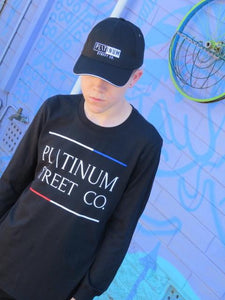 Platinum Classic Long Sleeve Tee