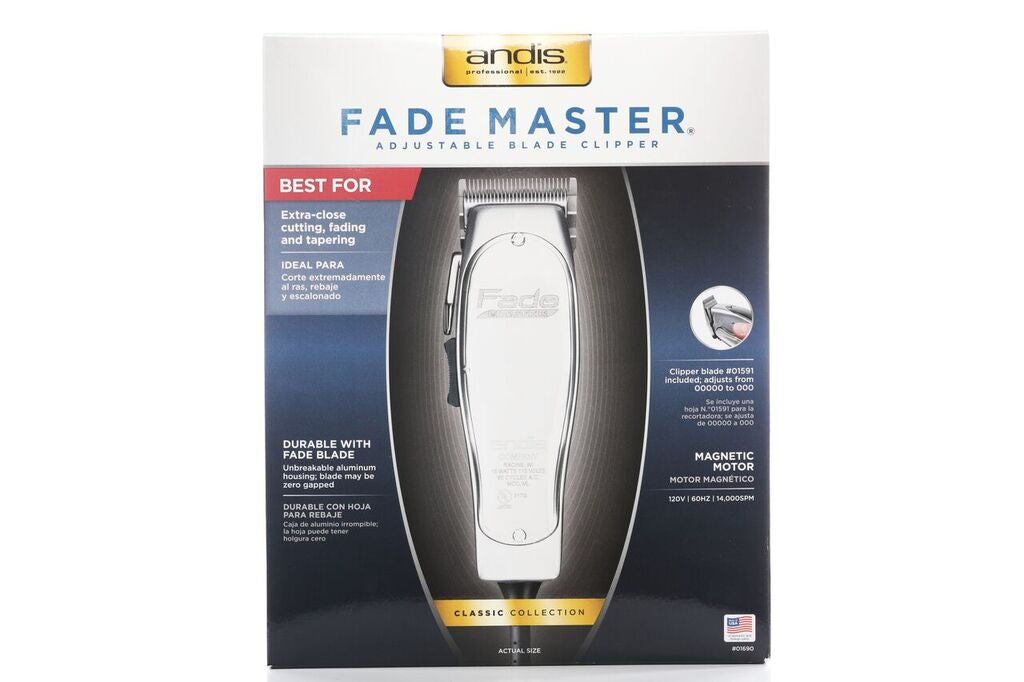 Andis FADE MASTER ADJUSTABLE BLADDE CLIPPER