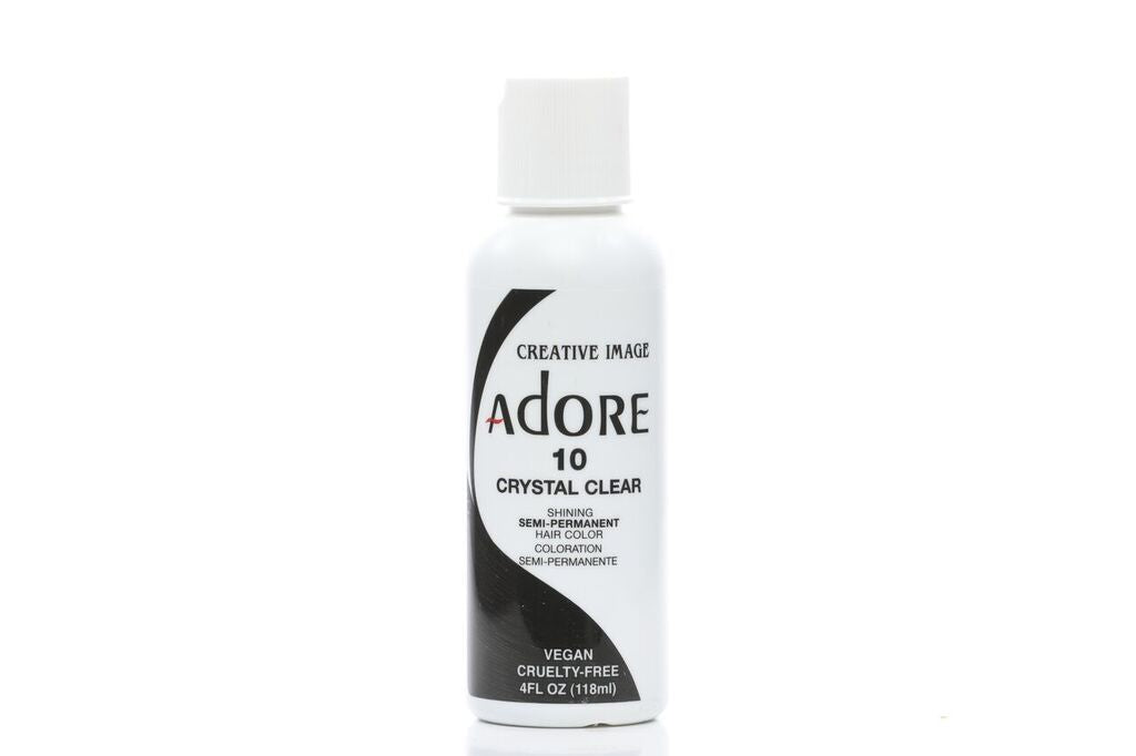 Adore 10 CRYSTAL CLEAR