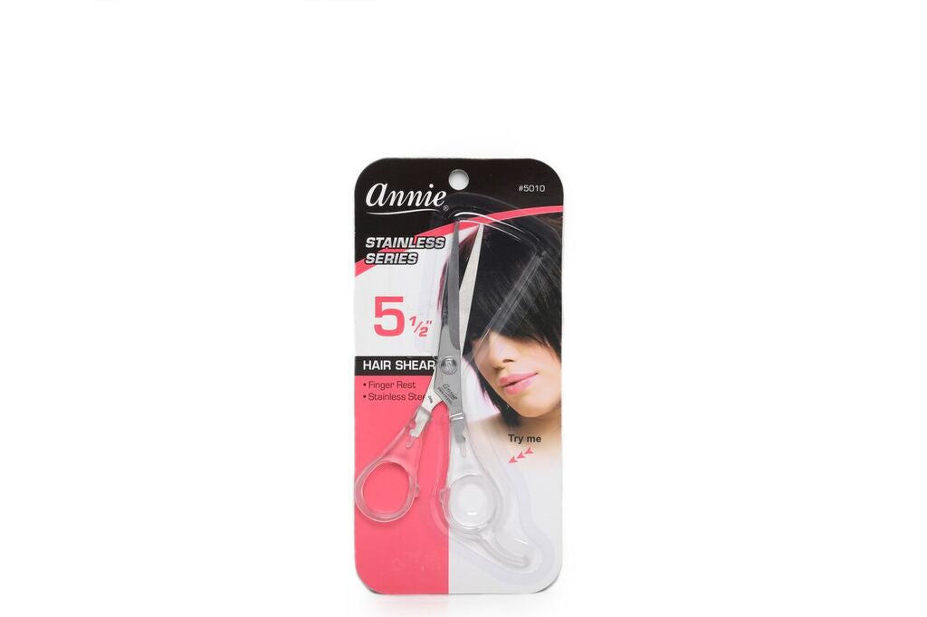 "Annie STAINLESS SERIES 5 1/2"" HAIR SHEAR"