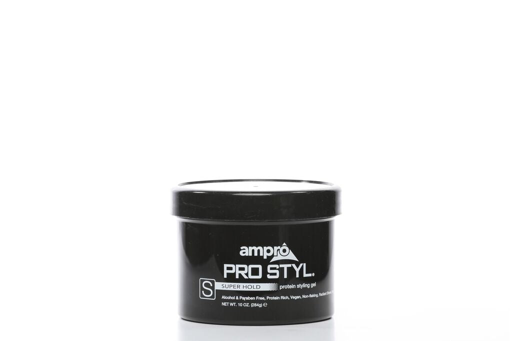 Ampro PRO STYL SUPER HOLD protein styling gel 10oz