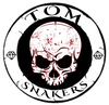 Logo footer Tom Snakers