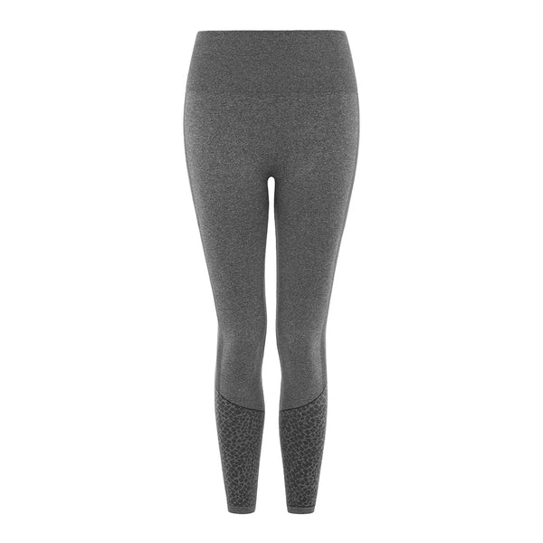 sustainable sportswear - ethical activewear - jilla active - wild dreamer leggings - grey - Garmendo