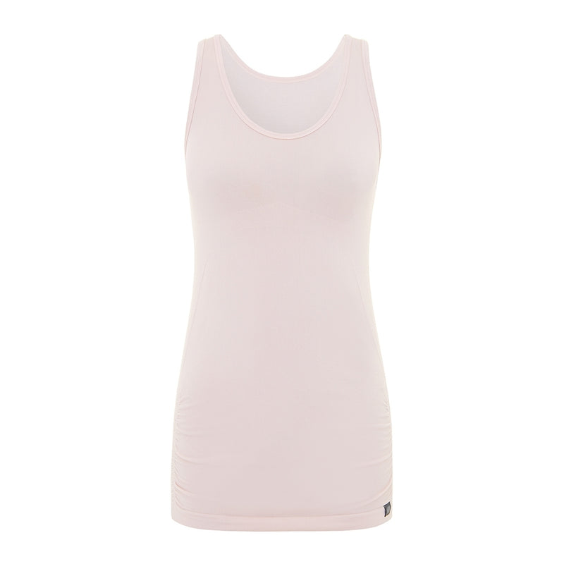 sustainable sportswear - ethical activewear - Jilla Active Be In The Moment Bamboo Top - Garmendo