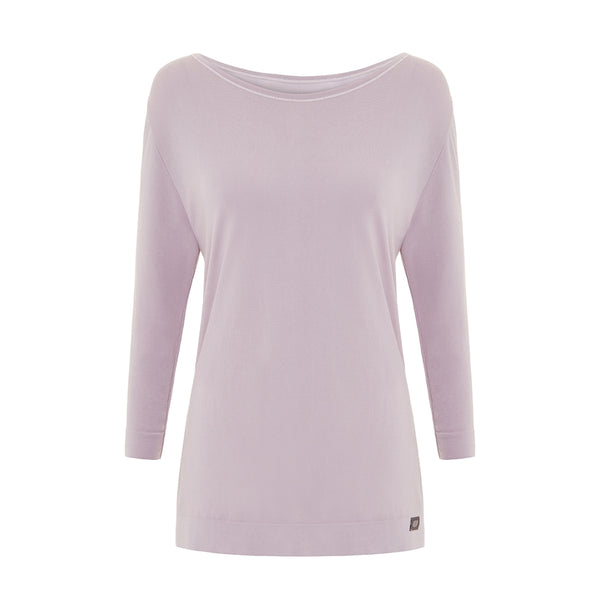 Jilla Active Half Moon Bamboo Top - Garmendo- sustainable sportswear - ekologisia urheiluvaatteita