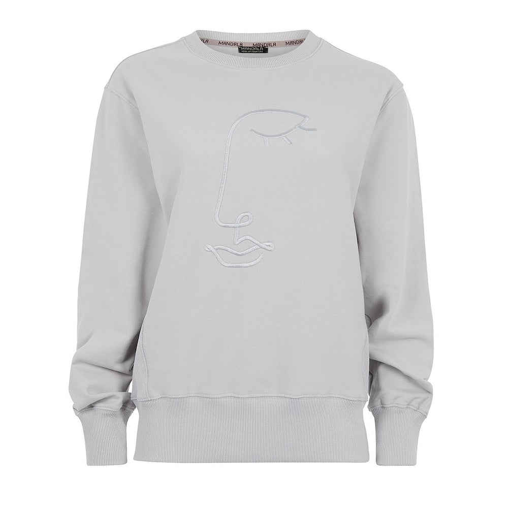 Atmosphere Sweater Organic Cotton | Sustainable Sportswear | Garmendo