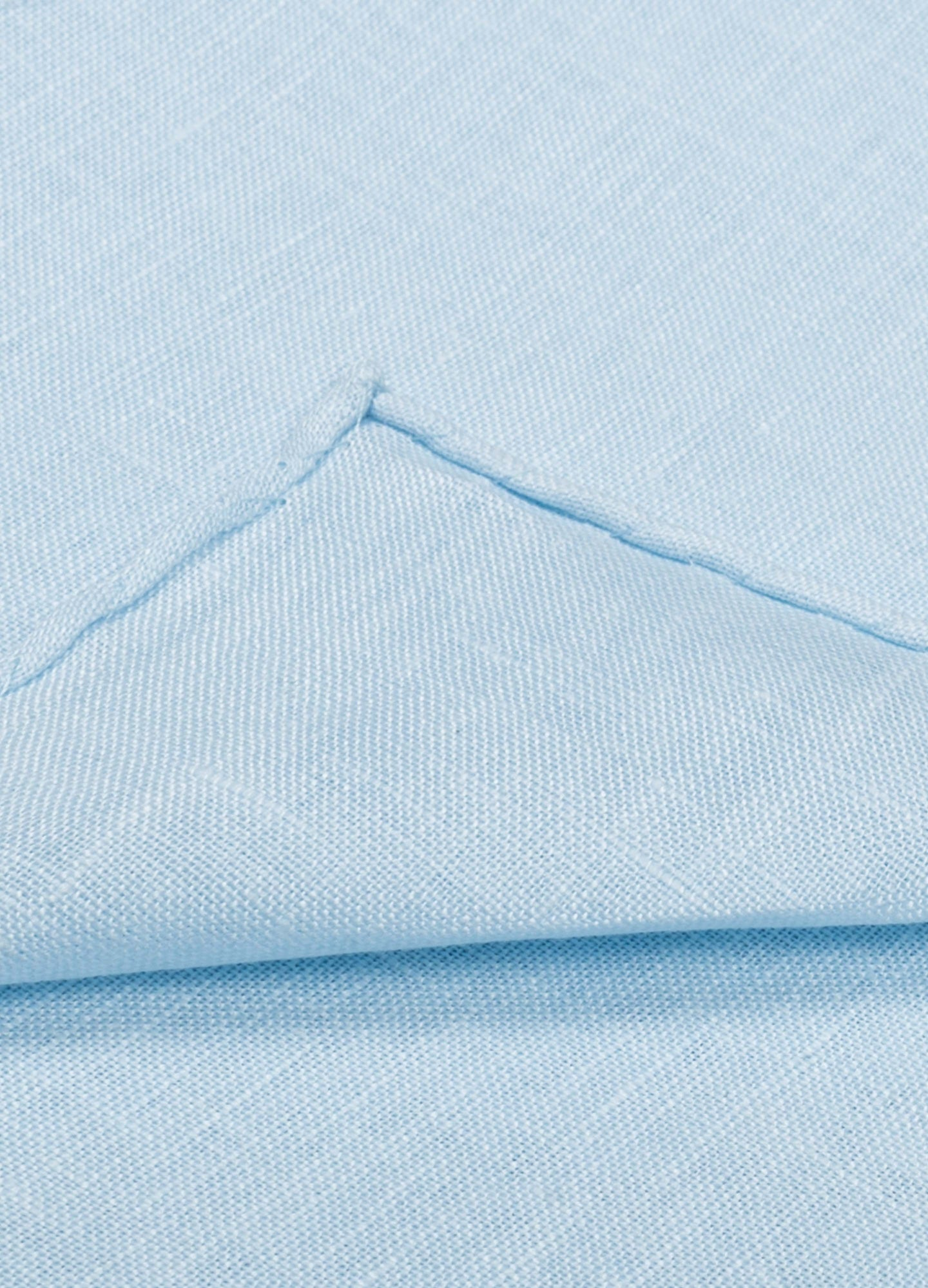Handrolled Plain Linen