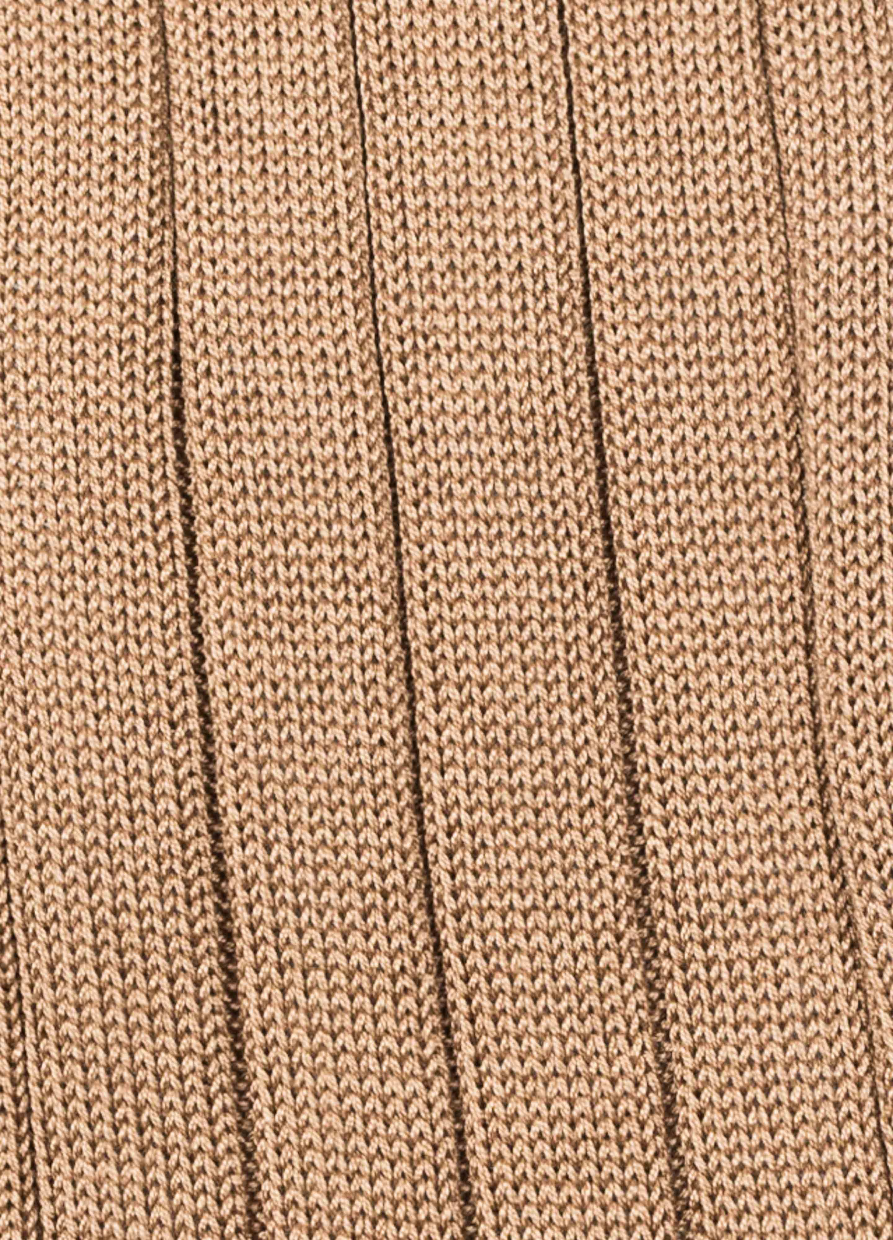 Ribbed Cotton