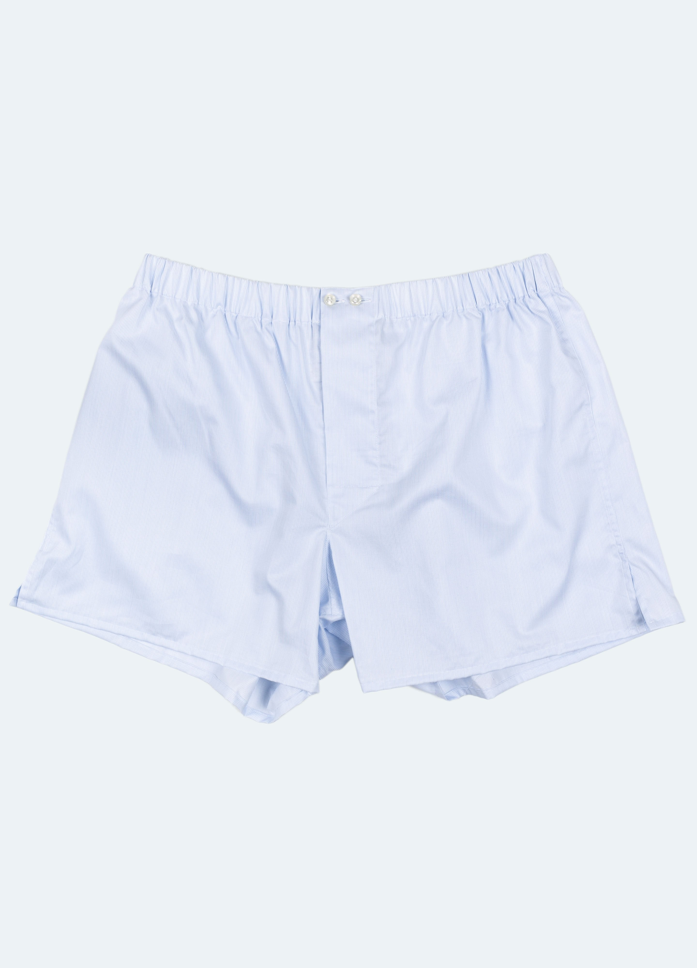 Hairline Striped Boxer Shorts