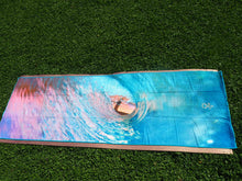 Go with the flow wave towel
