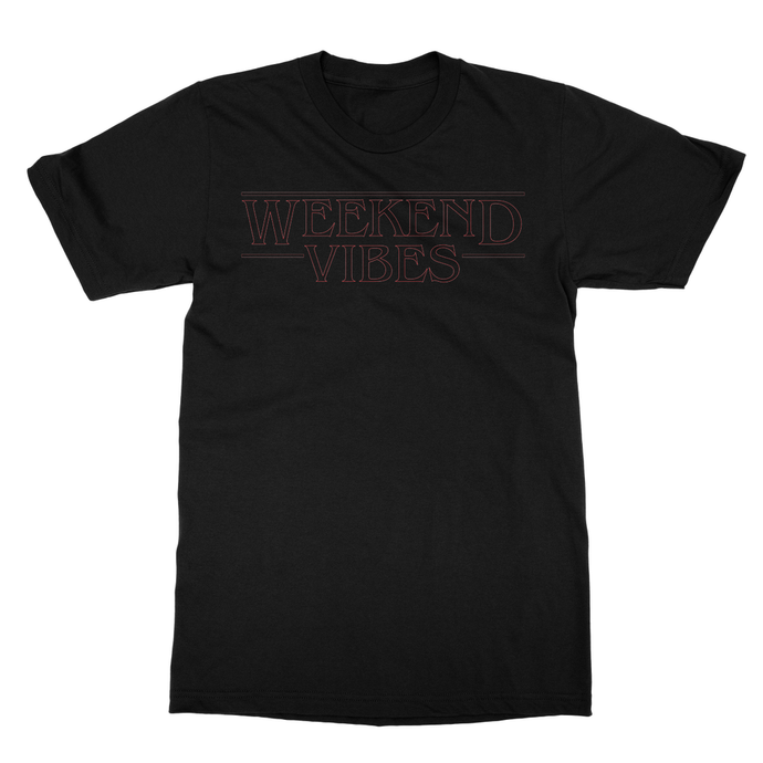 Strange Weekend Vibes Tee