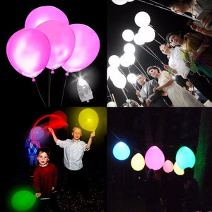 NEW PARTY DECORATION (LED BALLOON LIGHT)