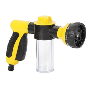 8 IN 1 SOAP-N-SPRAY GUN