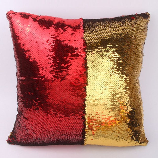 MAGICAL GLITTER SEQUINS CUSHION COVERS