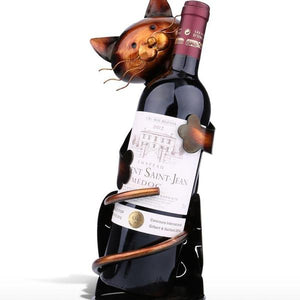 CAT WINE HOLDER (HOT PRODUCT!!)