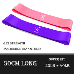 STRONG™- RESISTANCE LOOP BANDS FOR FITNESS