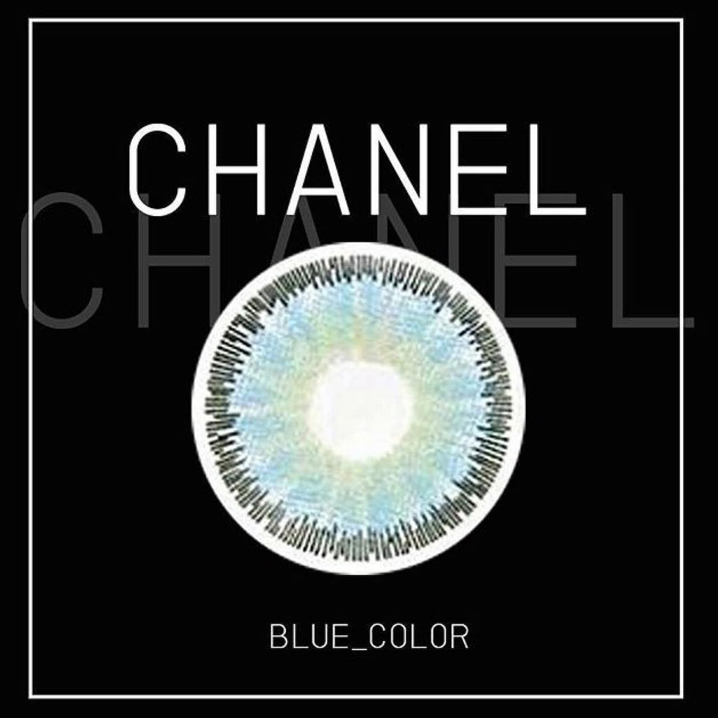 Chanel Limited Collection - Blue