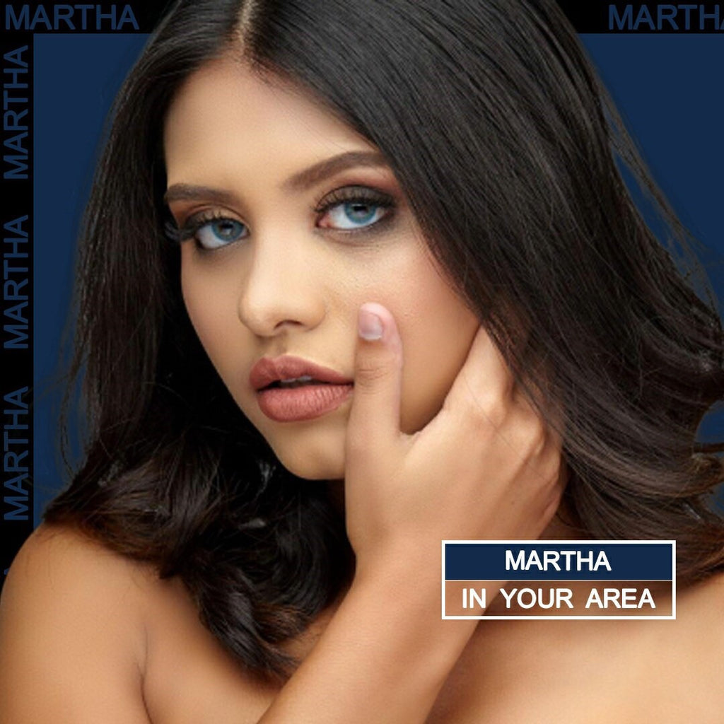Martha Limited Collection - Sky