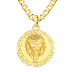 """King"" Necklace"
