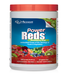 NuMedica  POWER REDS STRAW/KIWI