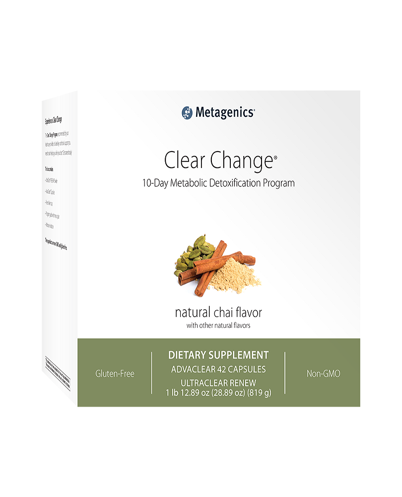 Metagenics Clear Change® 10 Day Program