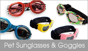 Pet Sunglasses & Goggles