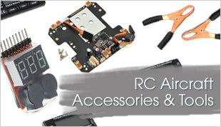 RC Aircraft Accessories and Tools