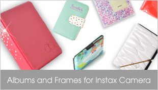 Albums and Frames for Instax Camera