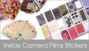 Instax Camera Films Stickers
