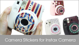 Camera Stickers for Instax Camera