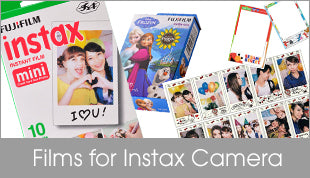 Films for Instax Camera