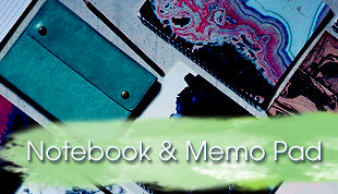 Notebook & Memo Pad