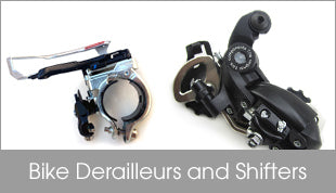 Bike Derailleurs and Shifters