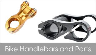 Bike Handlebars and Parts