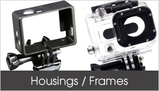 GoPro Housings / Frames